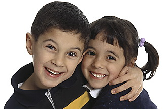 Boy and Girl - Orthodontics and Pediatric Dentistry in Brookline, MA